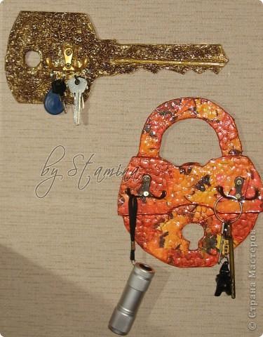 Наконец доделала ключницы.... оригинальная идея форм Ольга Брусничкина и Лидочка Викторовна