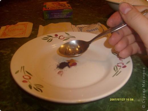 Приготовление черной мастики. Столкнулась с проблемой, что для выразительности торта и фигурок из мастики необходим черный цвет. Как это сделать нашла в интернете и вот что у меня получилось... фото 6