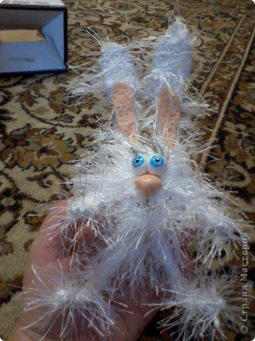 Белая травка творит чудеса! Вот недавно сотворила таких альбиносиков, как сама их зову. Был ещё страус. Но он как-то слииишком быстро ускакал к мужу на работу - не успела сфоткать даже:))) фото 3