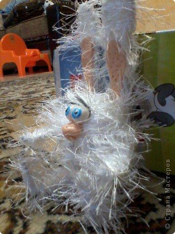 Белая травка творит чудеса! Вот недавно сотворила таких альбиносиков, как сама их зову. Был ещё страус. Но он как-то слииишком быстро ускакал к мужу на работу - не успела сфоткать даже:))) фото 2