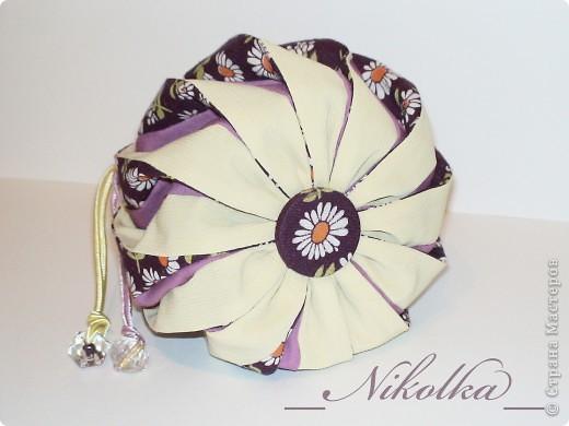 Упаковка Шитьё Омияге Бусины Нитки Пуговицы Ткань фото 3