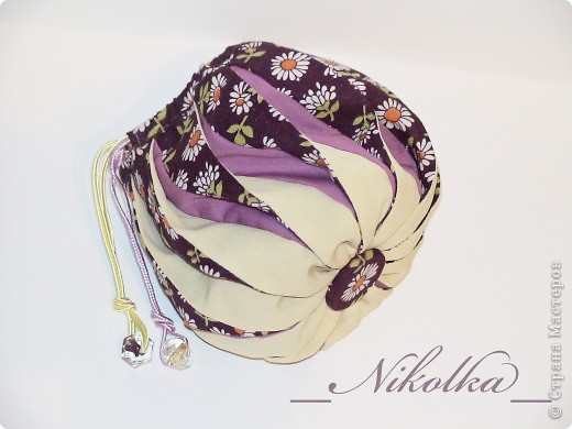 Упаковка Шитьё Омияге Бусины Нитки Пуговицы Ткань фото 1