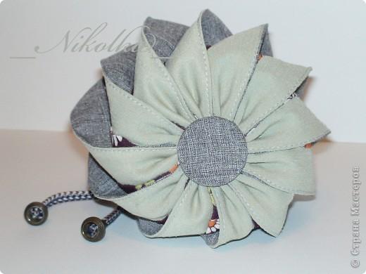 Упаковка Шитьё Омияге Бусины Нитки Пуговицы Ткань фото 9