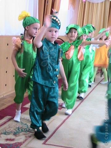 Карнавальный костюм Горошек