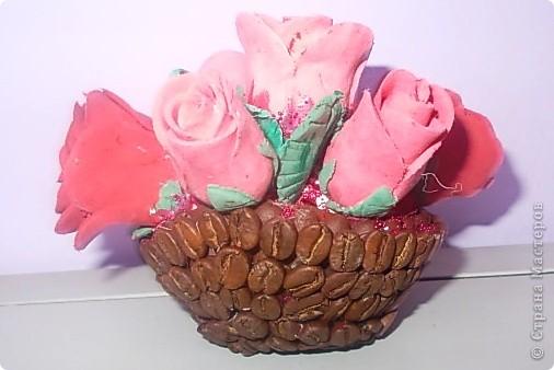 Розовые розы фото 6