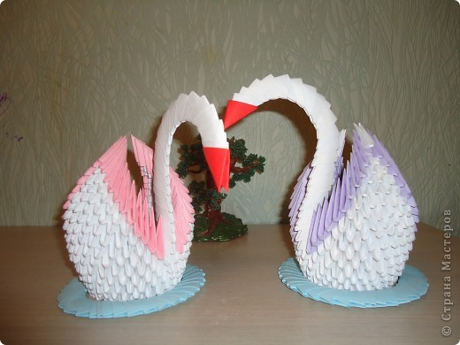 Лебеди для Оли
