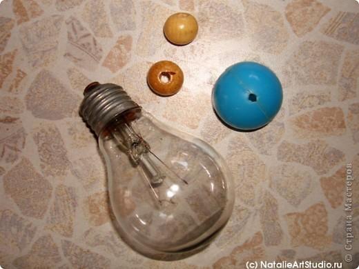 Новогодние поделки своими руками из лампочек фото