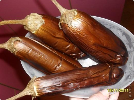 Девочки, здравствуйте! Хочу показать Вам замечательную закусочку под шашлычок и не только. Вкусно и низкокаллорийно. Берем овощи: перец, баклажаны и помидоры. фото 10
