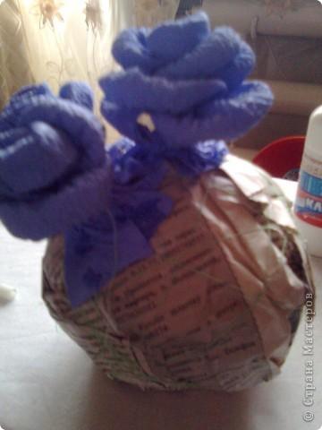 Для создания букета подойдут салфетки любого цвета, в общем на ваш вкус и настроение! фото 17