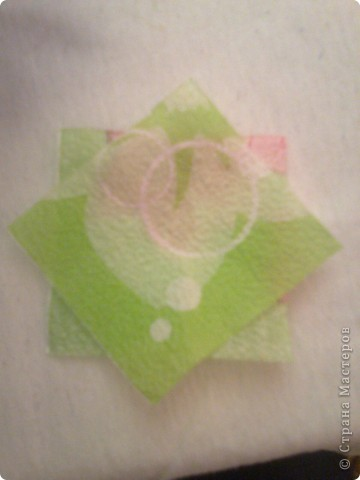 Для создания букета подойдут салфетки любого цвета, в общем на ваш вкус и настроение! фото 20