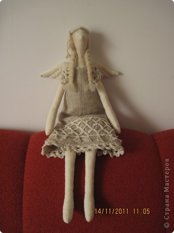 Тильда- ангел фото 2