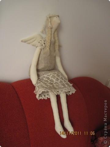 Тильда- ангел фото 3