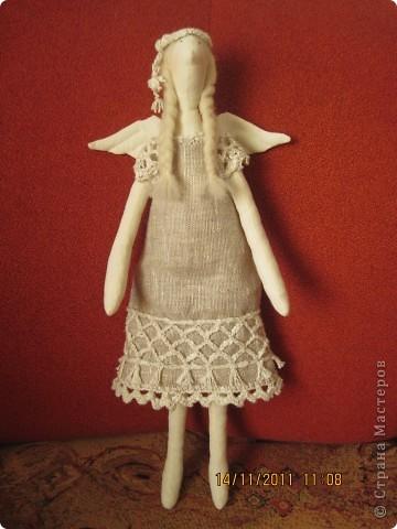 Тильда- ангел фото 1