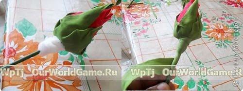 """Фоамиран – так называется  декоративный материал, поставляемый из Ирана. Мастера, которые применяют  его в своем творчестве,  используют сокращенный вариант  названия - фом.  В состав пены, из которой и получается фоамиран, входят этилен и винилацетат. Именно это и    обеспечивает наличие уникальных свойств, делающих его просто идеальным материалом для изготовления искусственных цветов. Мягкий, эластичный и практичный  фом  может быть использован и в детском творчестве, так как абсолютно не токсичен.  В искусных руках листочек фома превращается в красивый лепесток, изгиб которого делает его похожим на настоящий.  В продажу поступает фоамиран всех цветов и оттенков.   Сегодня мы с вами попробуем сотворить   из фоамирана   изысканную розу. Конечно, для того чтобы добиться  идеальной схожести, нужна практика, но если постараться и внимательно следовать нашим советам, все получится с первого раза.  <p><a href=""""http://ourworldgame.ru/mk-rozy-iz-foamirana/"""" target=""""_blank"""">Мастер класс розы из Фоамирана</a> (фом).</p>   фото 10"""