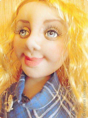 Мастер-класс Шитьё кукла Ксюха МК по сапожкам Капрон фото 1