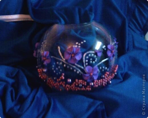 декорирование ваз. фото 4