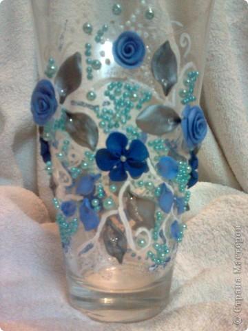 декорирование ваз. фото 3