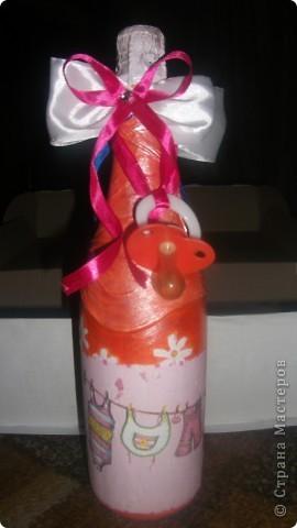 Бутылочка (повторюшка) фото 2