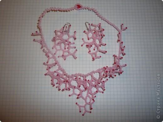 Розовый коралл фото 1