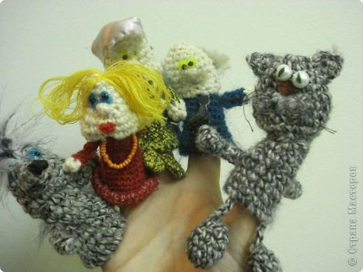 вторая партейка куколок для психологических занятий с дошколятами