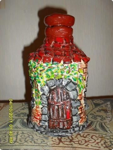 Превращение бутылки фото 7