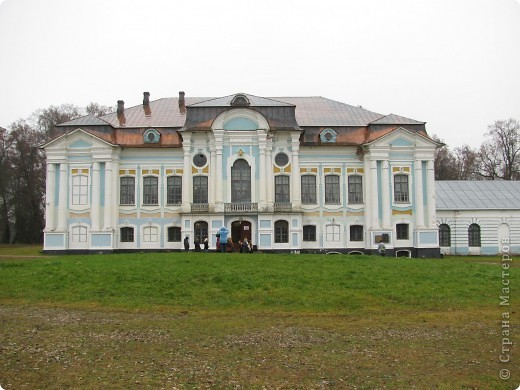 4 ноября мы отправились на экскурсию в усадьбу-музей А.С. Грибоедова в Хмелите Вяземского района Смоленской области. Это я. фото 2
