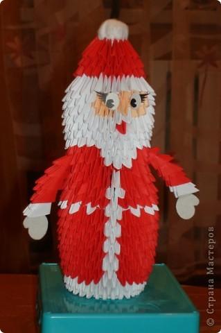 Дед Мороз и Снегурочка (МК) Новому году фото 3