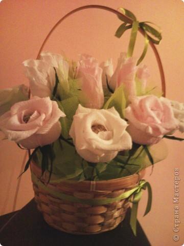 Очень уж полюбились розы моим заказчикам... :-))))) фото 2