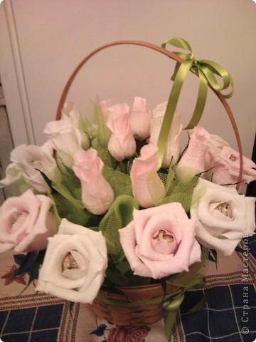 Очень уж полюбились розы моим заказчикам... :-))))) фото 1