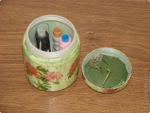 Первые попытки в декупаже различных предметов. фото 2