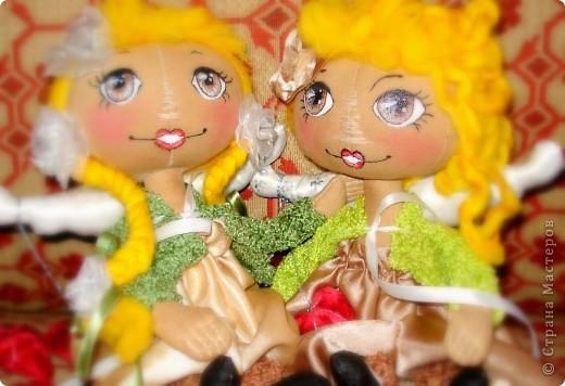 Куколка  в подарок... фото 2