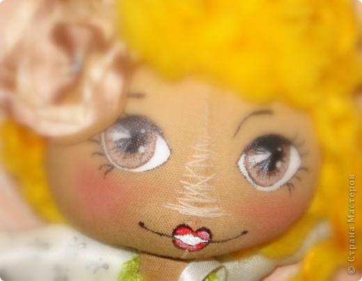 Куколка  в подарок... фото 1