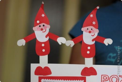 Вот такую работу мы с детьми сделали для районного рождественского конкурса. Благодарим за идею автора вот этого материала https://stranamasterov.ru/node/120339 фото 10