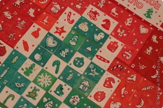 Вот такую работу мы с детьми сделали для районного рождественского конкурса. Благодарим за идею автора вот этого материала https://stranamasterov.ru/node/120339 фото 2