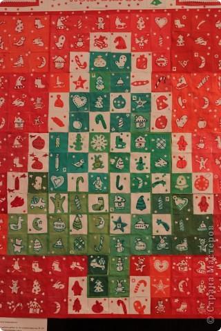 Вот такую работу мы с детьми сделали для районного рождественского конкурса. Благодарим за идею автора вот этого материала https://stranamasterov.ru/node/120339