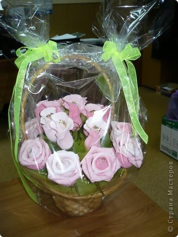 Очень уж полюбились розы моим заказчикам... :-))))) фото 3