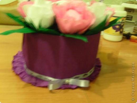 Вот сотворила в подарок на день рождения.Это мой первый опыт, так что как получилось судить вам. фото 5