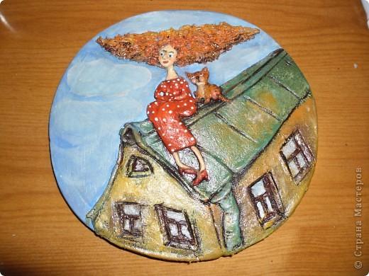 Как всегда, по мотивам моей любимой художницы Виктории Кирдий. Как же мне нравятся её работы!!! фото 2