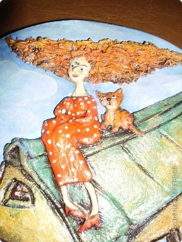 Как всегда, по мотивам моей любимой художницы Виктории Кирдий. Как же мне нравятся её работы!!! фото 3