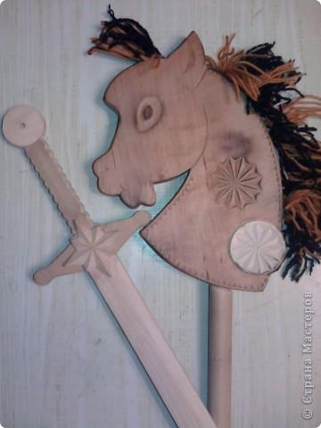 Щит, меч, топорик и еще... фото 2