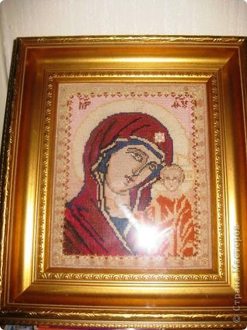 Икона Серафима Саровского фото 2