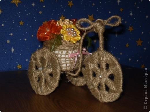 Чудо - велосипед))) фото 1