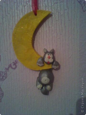 Котик на луне. Повторюшечка фото 2