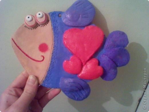 Сердечная рыбка фото 2