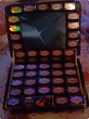 нетбук из конфет))) фото 1