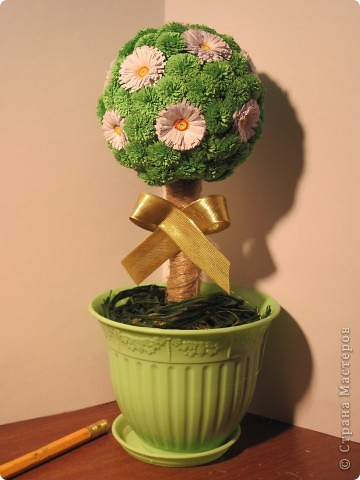 Еще одно деревце в подарок
