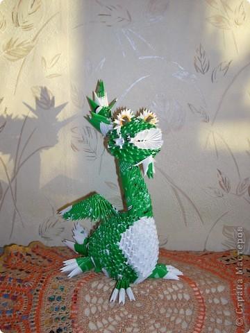 В моем драконьем стаде пополнение. Это дракончики из семейства динозавриков. Они получились настолько разными, что получили имена. фото 5