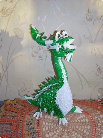 В моем драконьем стаде пополнение. Это дракончики из семейства динозавриков. Они получились настолько разными, что получили имена. фото 8