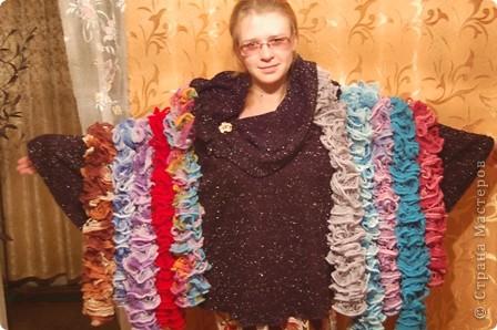 И снова шарфики..... много шарфиков.... фото 2