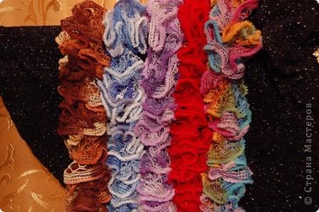 И снова шарфики..... много шарфиков.... фото 4